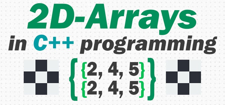 C++ Multidimensional Arrays