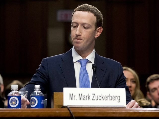 Mark Zuckerberg at Congress hearing