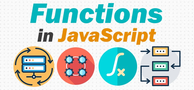 functions in javascript - featured image