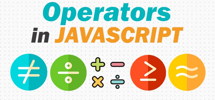 operators in javascript - featured image